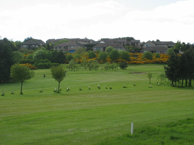 Westhill golf course