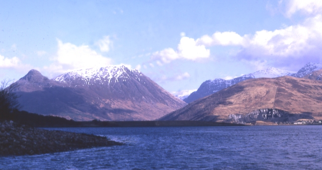 Loch Leven from North Ballachulish