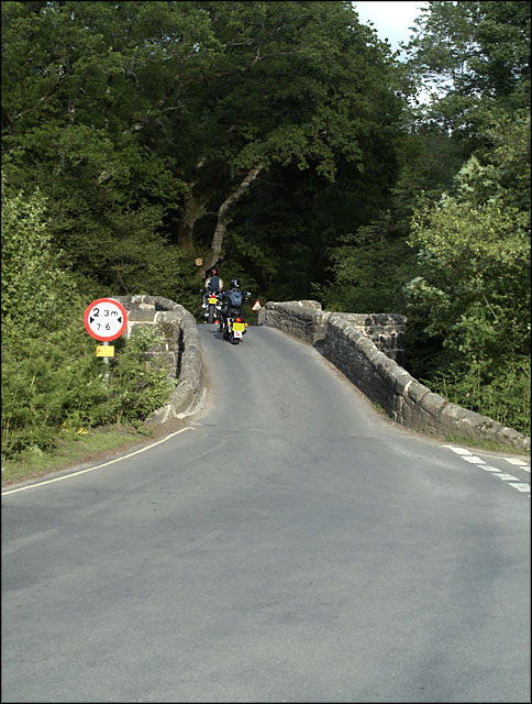 New Bridge, Dartmoor