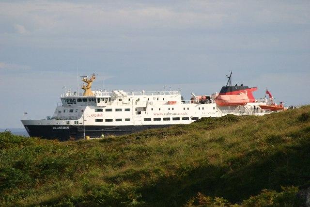 Ferry, Coll