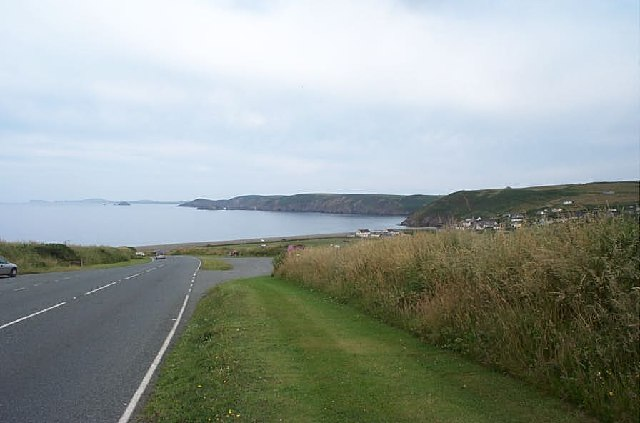 View to Newgale Sands