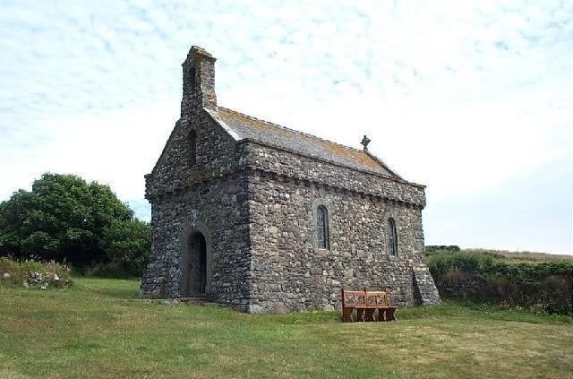 Chapel at St Non's Retreat