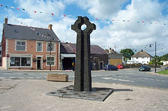 Celtic Cross, Narberth