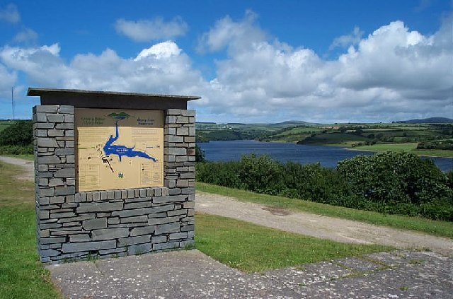 Llys-y-fran Reservoir and Country Park