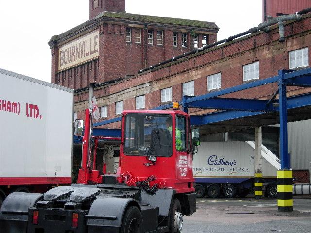 Cadbury World at Bournville