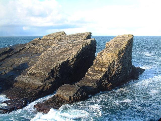 Rocks at Pullen Bay
