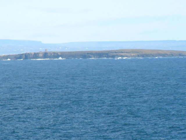 Mutton Island