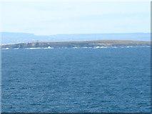 Q9674 : Mutton Island by Charles W Glynn