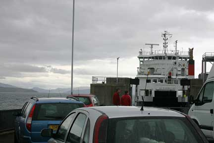Armadale/Mallaig Ferry