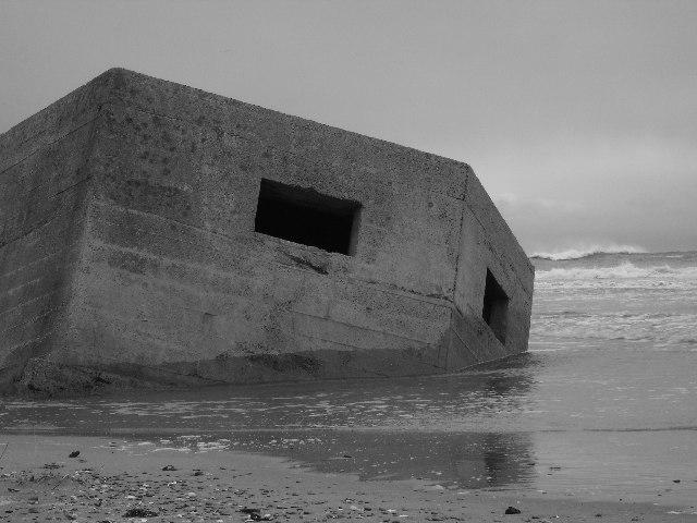 Sunken Bunker