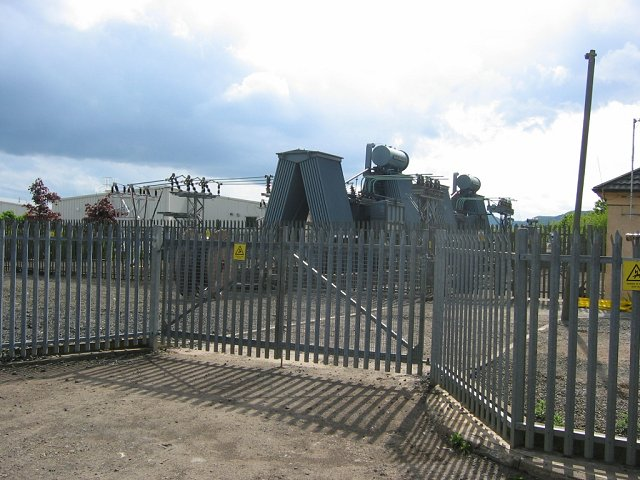 Loanhead Substation