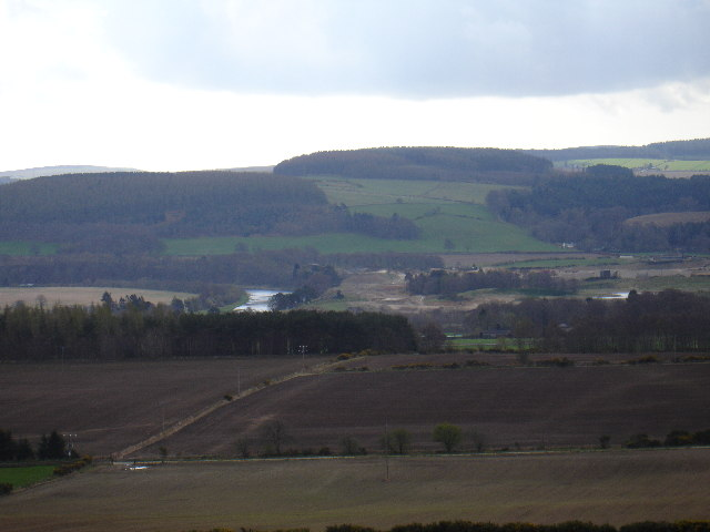 View of the Dee