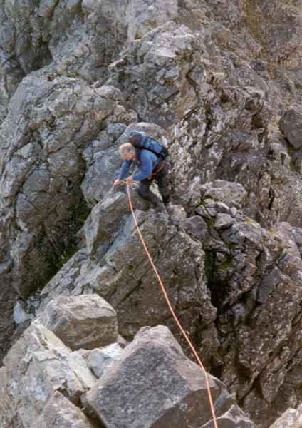 West ridge of Sgurr nan Gillean