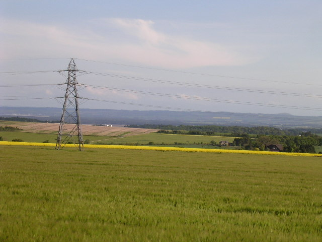 Farmland near Husbandtown