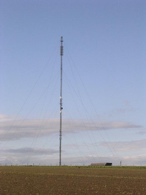 Transmitter at Harecairn