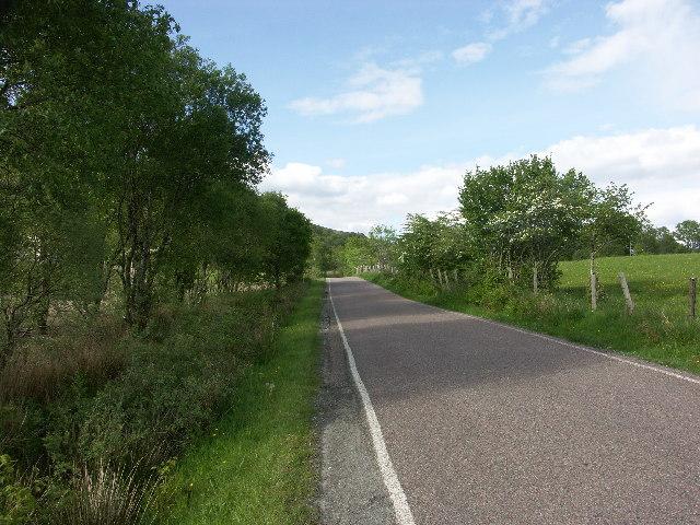 B8004 near Banavie