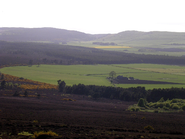 South Happas from the summit of Carrot Hill