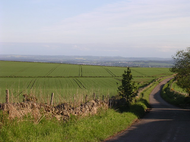 Farmland near West Bankhead