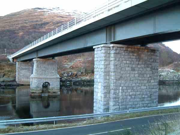 A828 Loch Creran bridge
