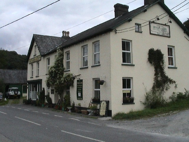 The Miners Arms, Pont-rhyd-y-groes