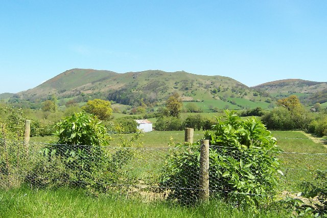 The View from Church Stretton