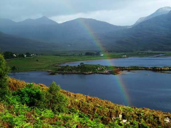Am Ploc and Upper Loch Torridon