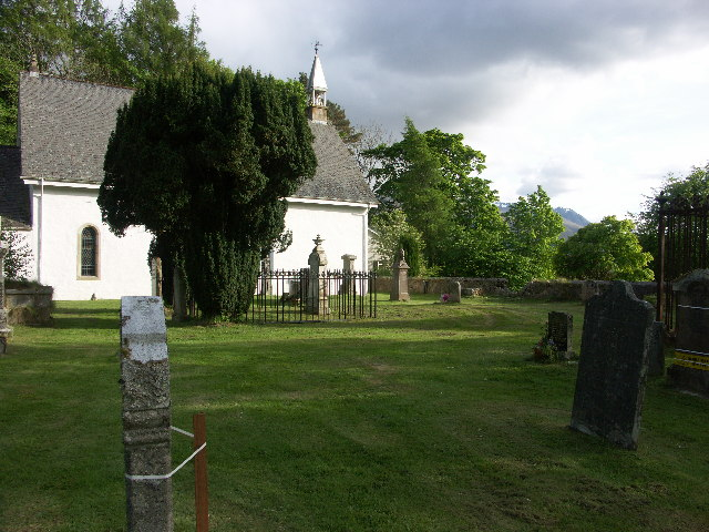 Kilmonivaig Parish Church