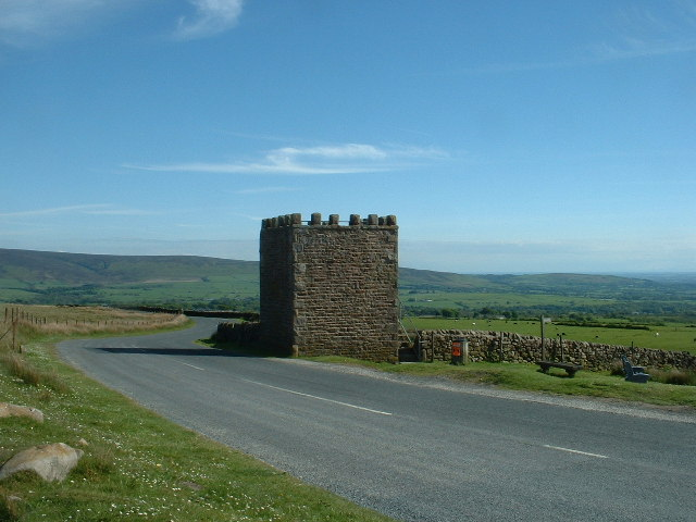 The Jubilee Tower, near Lancaster
