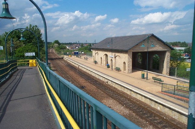 Mansfield Woodhouse Station