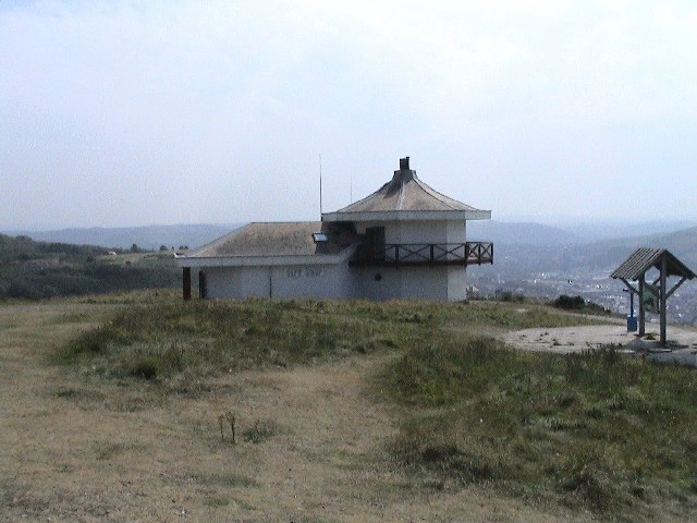 Camera Obscura, Constitution Hill, Aberystwyth