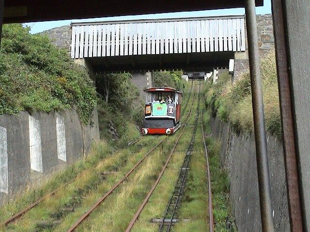 Funicular Railway, Constitution Hill, Aberystwyth