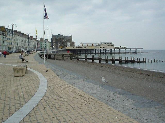 The Pier, Aberystwyth
