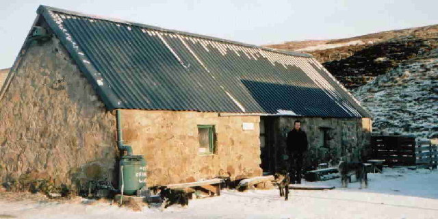 Glen Callater Bothy