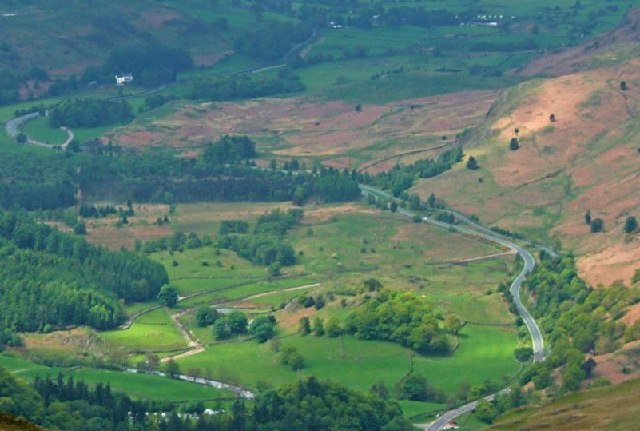 A591 north of Thirlmere