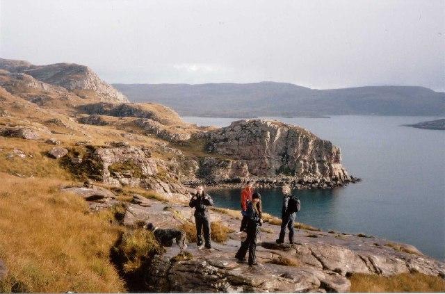 Coigach Coastline