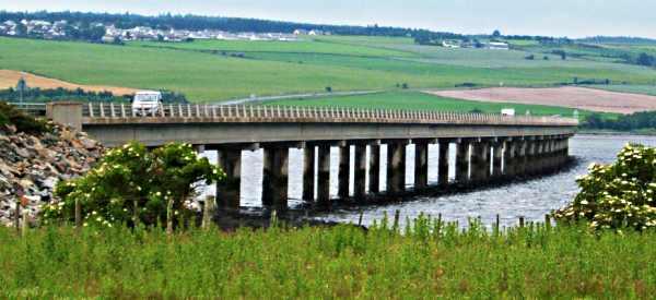 Cromarty Firth bridge