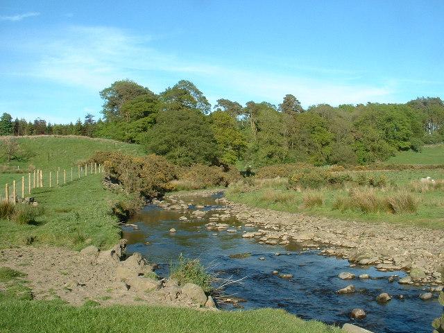 Marshaw Wyre near Abbeystead