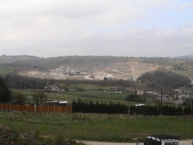 Quarry, Cromford