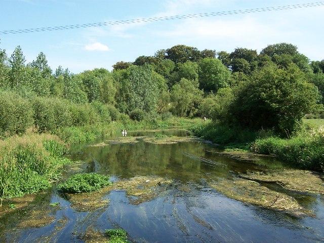 Figheldean, River Avon