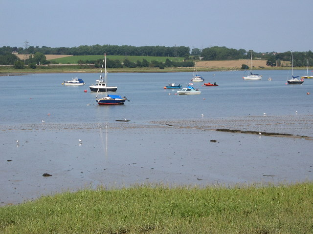 The Stour Estuary