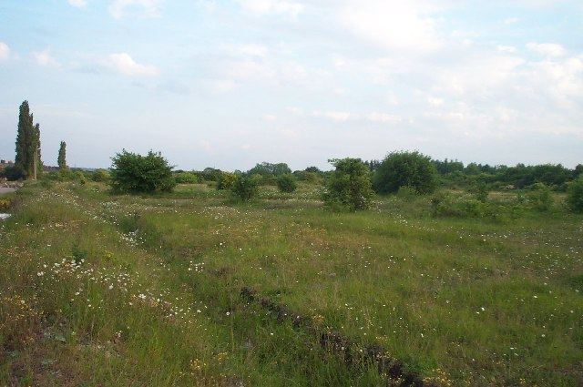 Old colliery site, Warsop