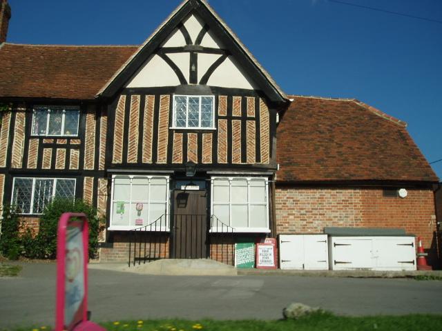 village shop, East Hendred