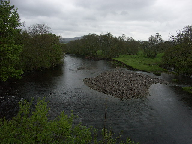 River Spey near Ruthven Barracks