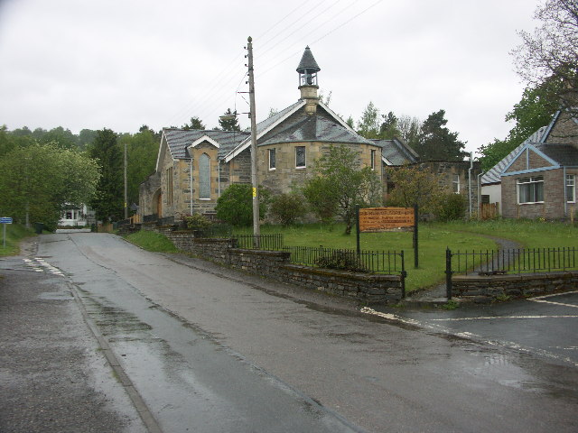 St Bride's Parish Church, Newtonmore