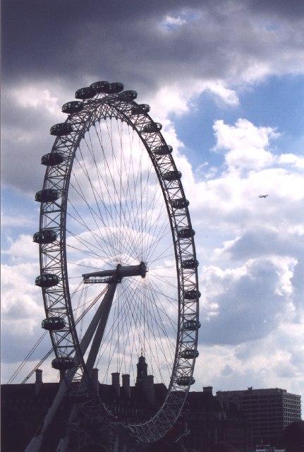 BA London Eye