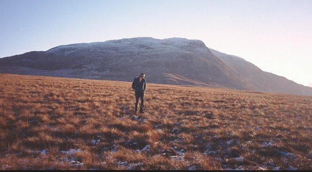 Bog above Dundonnell