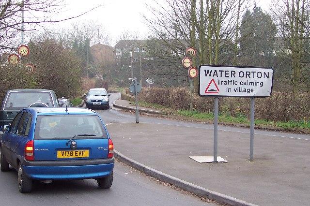 Tame Bridge, Water Orton