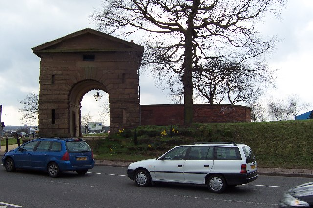 The Sandwell Arch