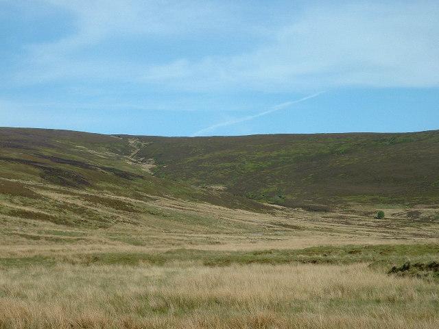 Marshaw Fell, Bowland