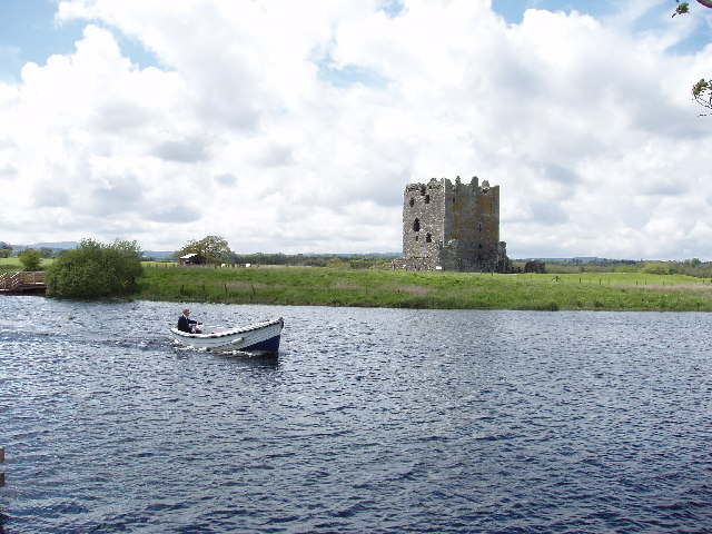 Ferry to Threave Castle